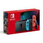 任天堂 Nintendo Switch HAD-S-KABAA [ネオンブルー・ネオンレッド]