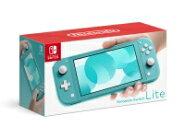 任天堂NintendoSwitchLite[ターコイズ]