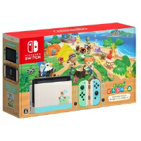 任天堂NintendoSwitchあつまれどうぶつの森セット kk9n0d18p