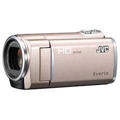 【★エントリーで最大ポイント6倍★】【送料無料】VICTOR(ビクター)GZ-HM670-N SD+32GBメモリ...