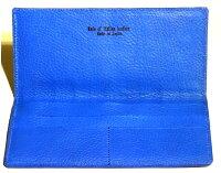 イタリアンレザー長財布【オーダーメイド:ご希望の革色、糸色で製作致します。
