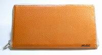 あなた様仕様イタリアンレザーラウンドファスナー長財布【(オーダーメイド)ご希望の革色、ファウスナー、糸色で製作致します。】