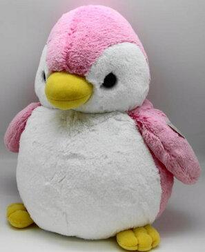 パウダーキッズ・レインボー ペンギンL ピンク