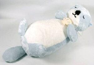 大きくてフカフカなかわいいラッコの抱き枕!zooといっしょ ラッコ 抱き枕L