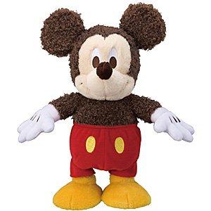 かわいいDisney ミッキーマウスが踊ります!ダンシングシリーズ ミッキーマウス