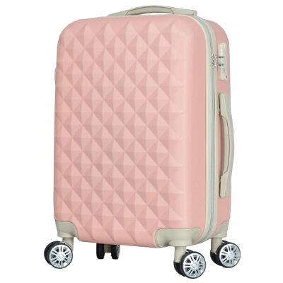 人気のかわいいスーツケースおすすめBASILO012