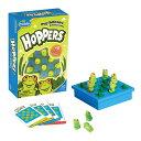 ホッパーズ HOPPERS 正規輸入品数手先まで計算する空間計算力を養う!ThinkFun シンクファン 脳トレ 知育 玩具 ボードゲーム パズル おもちゃ宅配便指定商品