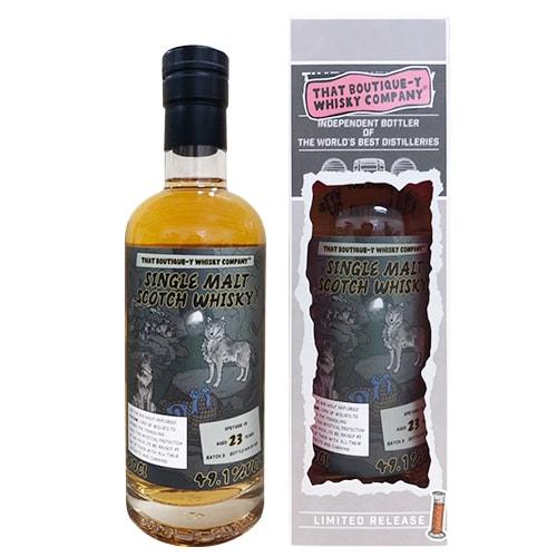 スコッチ・ウイスキー, モルト・ウイスキー  23 5 3 500ml 49.1 whisky S