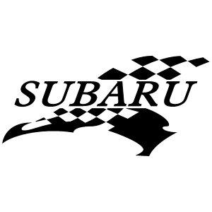 かっこいい スバル スポーツ ステッカー (左側) 枠サイズ:13cm×26cmSUBARU ステッカー 車用 ステッカー カー用品 デカール サイド用ステッカー