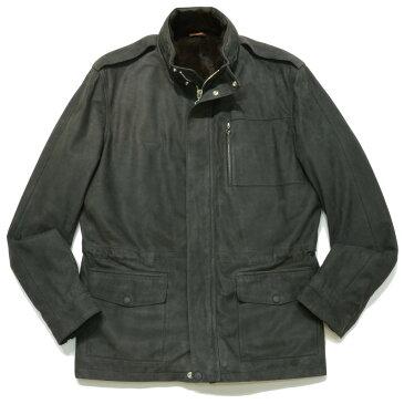 SERAPHIN(セラファン)カーフヌバックラビットファーライニングM-65フィールドジャケット 14252001025
