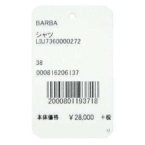 BARBA(バルバ)DANDYLIFENEWBRUNOダイヤジャガードカッタウェイワイドカラーシャツ27211061003022