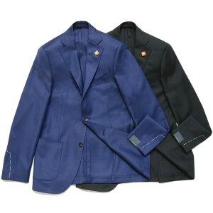 LARDINI(ラルディーニ)ウールホップサック3Bジャケット JI526AQ/C46501 17061001022