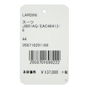 LARDINI(ラルディーニ)ウールフレスコチョークストライプ3BスーツJI801AQ/C4641317161003022