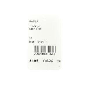 BARBA(バルバ)リネンソリッド6BダブルジャケットGDP_010917081003022