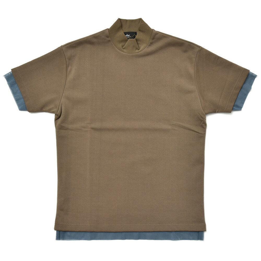 トップス, Tシャツ・カットソー kolorSS 18SCM-T13207 12181400133