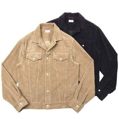 30代40代メンズにおすすめのトラッカージャケット
