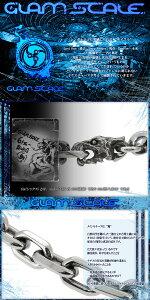 ★送料無料★【GLAMSCALE/グラムスケイル】6B-004S6ixワイバーンシルバーブレスレット/シルバー925/シルバー/メンズブレス/メンズブレスレット/bracelet/ワイバーン/クロス/竜/龍/ドラゴン/6b-004【_包装】