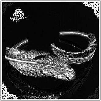 羽根銀子手鐲手鐲銀子925銀子手鐲人名牌羽毛SILVER Bracelet手鐲AILE series羽根手鐲人手鐲呼吸紅人