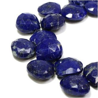 天然的石頭有孔玻璃珠(栗子cut)2硬幣安排天然石頭功率斯通12月生日寶石粒出售二-零件藍寶石石頭天然石頭有孔玻璃珠beads天然石頭零件