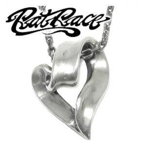 【RatRace/ラットレース】 シルバーネックレス ハート ペンダント