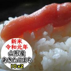 平成30産山形県産あきたこまち【こめ】【米】【コメ】