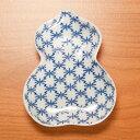 東屋 印判豆皿