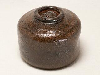 長次郎「禿」写し 黒楽 抹茶碗