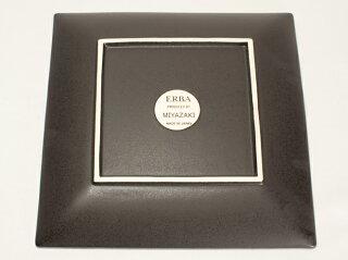 Erba 正方形皿(M) BK