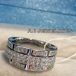 ダイアヤモンド プラチナ900 リング pt900 diamond ring