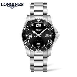 正規品 自動巻 ロンジン ハイドロコンクエスト L37814566 腕時計 メンズ
