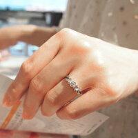 婚約指輪ピンクダイヤエンゲージリングプラチナPt900ダイヤモンド【0.2ct~0.23ctFカラーVS2トリプルエクセレントH&C鑑定書付】銀座リム『Deborah』レディース指輪【_包装】【_名入れ】