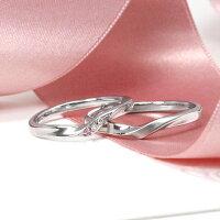 結婚指輪ピンクダイヤマリッジリングプラチナPt900【3号〜20.5号】ペアリング【刻印&誕生石無料】甲丸リング銀座リム『Sophie』レディース指輪【楽ギフ_包装】【楽ギフ_名入れ】