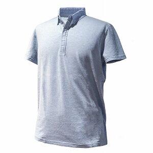 ポロシャツメンズカジュアルブランドフェデーリFEDELIGIZA45ブルースキッパーポロ