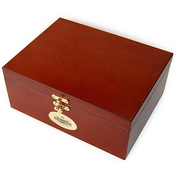 靴磨きセット M.MOWBRAY モゥブレィ モウブレイ シューケアセット BOXセット+(木箱)