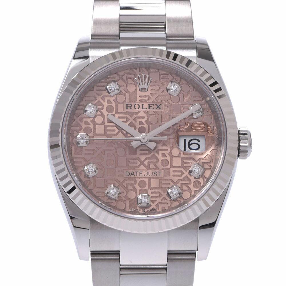 腕時計, メンズ腕時計 ROLEX 10P 126234G SS