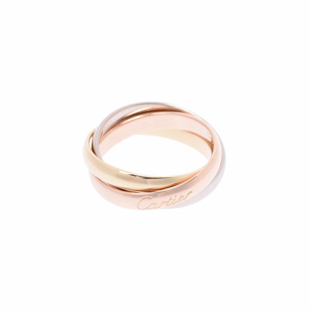 レディースジュエリー・アクセサリー, 指輪・リング CARTIER 50 10.5 K18YGWGPG A