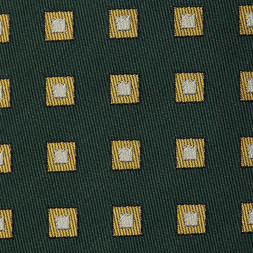 giraffeジラフネクタイプレゼントギフトおしゃれビジネス結婚式ウエディングパーティーリバーシブル小紋グレンチェックレジメンタル【リバーシブル小紋グレンチェックレジメンタルタイGREEN】