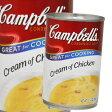 キャンベル クリームチキンスープ 濃縮305g(3〜4人前)×24缶
