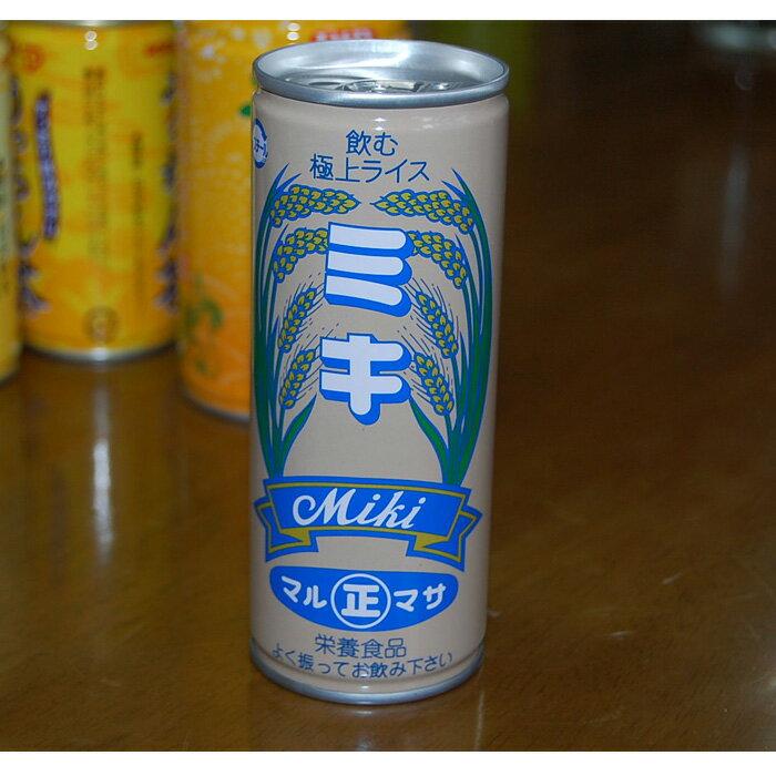 送料無料!沖縄ドリンク 【マルマサ】 飲む極上ライス ミキ  250ml ×30本(1ケース)