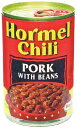Hormel Chili ホーメルチリ ポーク ウィズ ビーンズ 425g×6缶