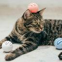 猫 おもちゃ pidan ピダン Cat Toy Ball 猫用おもちゃボール ボール 猫おもちゃ ネコグッズ 猫グッズ 猫 ネコ ペット ペットグッズ 動物 おしゃれ 【あす楽】
