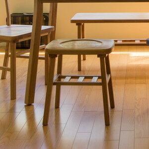 【300円OFFクーポン配布中】 SIEVE シーヴ merge dining stool マージ ダイニングスツール(W38×D30×H42cm) スツール 木製 無垢 42cm高 チェア ダイニング チェアー 食卓 家具 北欧