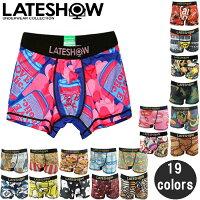 LATESHOW『レイトショー』BEATJUNKIE,メンズボクサーパンツ,アンダーウェア,下着,プレゼントにも