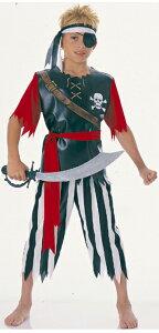着後レビュー記入で送料無料【あす楽】ハロウィン 衣装 子供 男の子 コスチューム 海賊王 ハロ...