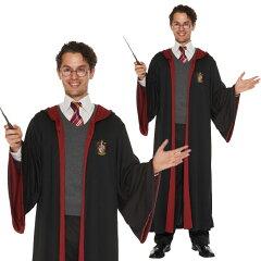 着後レビューで 送料無料 ハロウィン 衣装 コスプレ 仮装 コスチューム 男性用 ハリーポッター ...