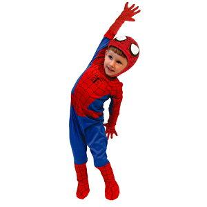 着後レビューで 送料無料 ハロウィン 衣装 子供 コスチューム キッズ スパイダーマン spiderman...