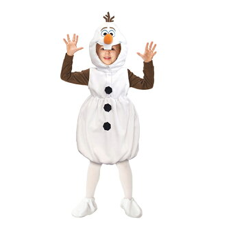 ハロウィン 衣装 子供 男の子 ディズニー アナと雪の女王 Child Olaf 子ども用オラフ コスプレ ハロウイン イベント ハロウィーン