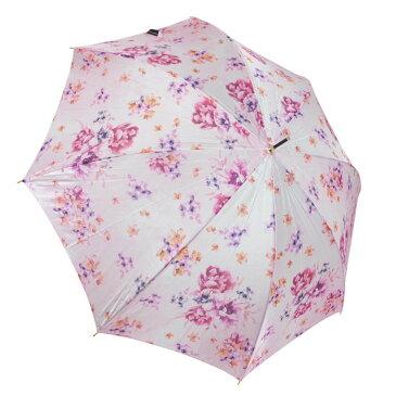 傘 レディース ジャンプ 長傘 Roberta Viviani フラワー RV60267 雨傘 全3色 親骨60cm かさ 送料無料