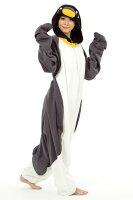 大人用フリース着ぐるみペンギン!