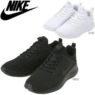 運動鞋耐吉NIKE kaishi 2.0 833411 24cm運動鞋休閒鞋女士婦女鞋鞋